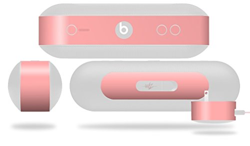Solids Collection Pink Decal Style Skin - fits Beats Pill Plus (Beats Pill NOT Included)