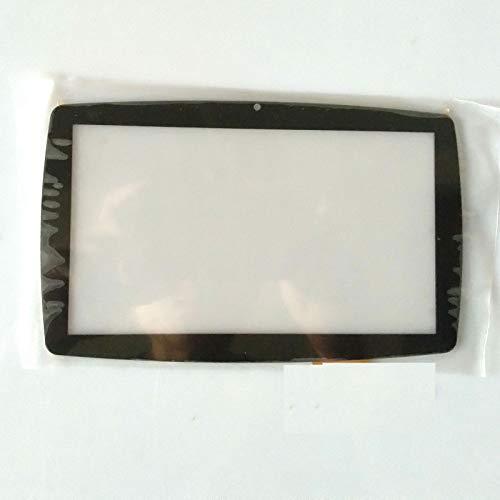 EUTOPING Nero Colore Nuovo di Zecca 7 Centimetro Touch Screen del digitizer La Sostituzione per 7  LISCIANI Mio Tab 7  Smart Kid Special Edition MP0101318 77373