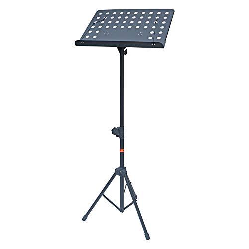 MAXCART Adjustable Book/Music Sheet Stand - 1.5 inch Platform Tray