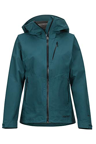 Marmot Wm's Knife Edge Jacket Femme, Vert Bouteille, XL