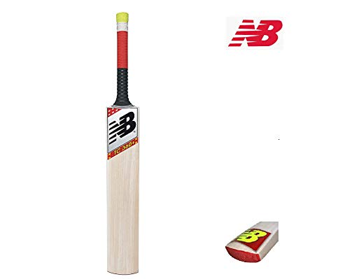 New Balance TC 360+ Cricket Premium Kashmiri Willow Cricket bat, Men's Size