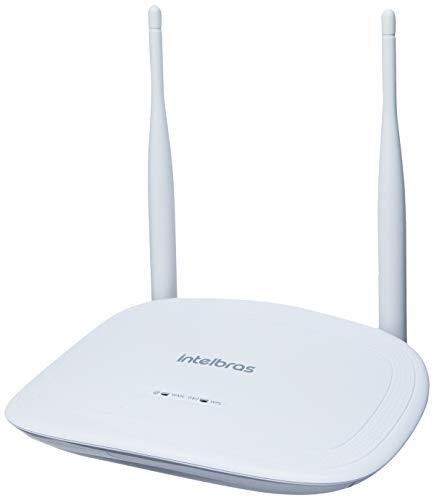 Roteador Intelbras IWR 3000N Wireless-N 300 Mbps