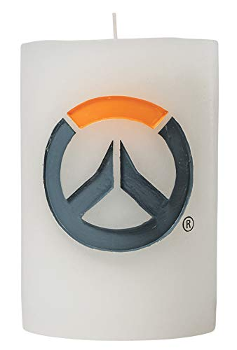 Insight Editions Overwatch XL Kerze mit Logo