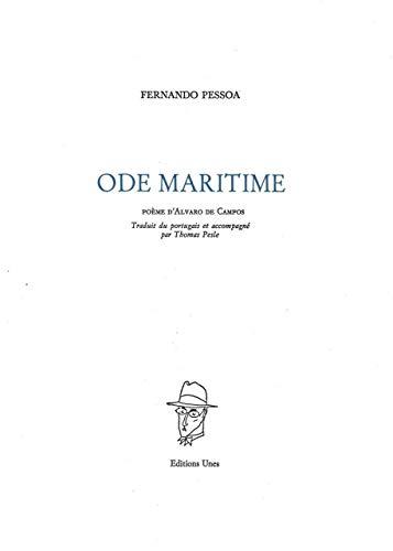 Ode maritime : Poème d'Alvaro de Campos