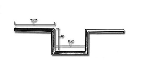 Jammer 'Z' Lenker 15 cm Höhe - 1