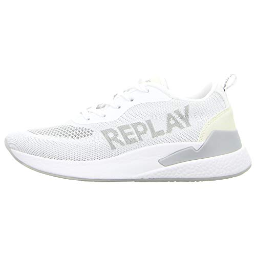 Replay Again, color Blanco, talla 40 EU