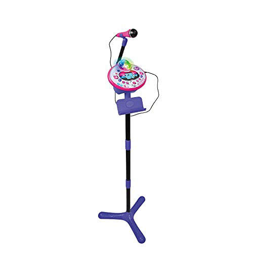 VTech Kidi Superstar Lightshow Chica - Juegos educativos (AA, 279 mm, 143 mm, 800 mm, 2,25 kg)