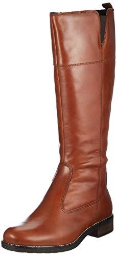 Tamaris Damen 1-1-25582-25 Kniehohe Stiefel, braun, 38 EU