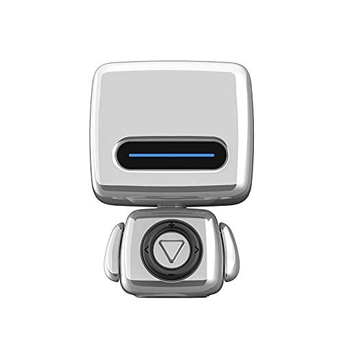 BMDHA Altavoz Bluetooth Potente,Robot PortáTil Altavoz , Altavoces Altavoz De Subgraves Altavoces Bluetooth Multifunción InaláMbrica Bluetooth Selfie