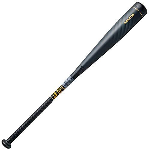 SSK(エスエスケイ) 野球 一般軟式FRP製バット(M号球対応)MM18 (専用バットケース付き) SBB4023 83cm