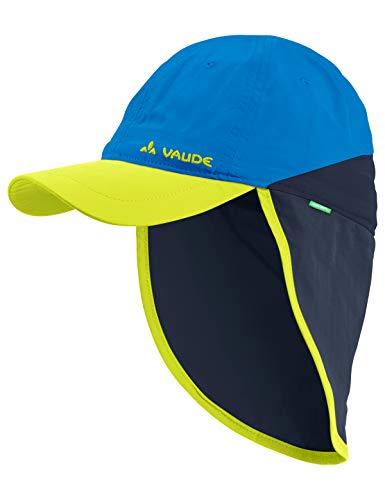 VAUDE Kinder Accessories Kids Sahara Cap III, Radiate Blue, L, 03136