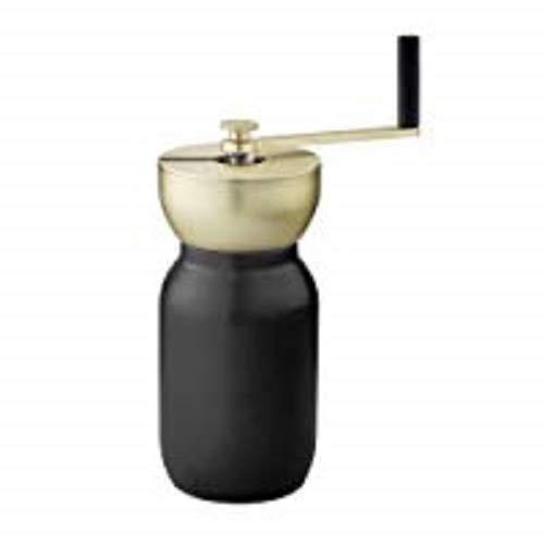 Stelton Kaffeemühle, Stahl, Schwarz, 18 x 17.5 x 10 cm, 2