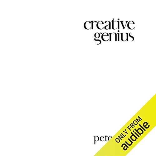 Creative Genius copertina