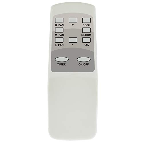 Replacement for Daewoo Air Conditioner Remote Control (Please make sure your old remote control is same with picture before ordering)