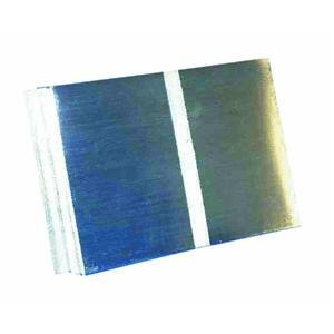 Amerimax Home Products 68899 Flat Aluminum Step Flashing (100 Pack), 5 x 7 by Amerimax Home Products