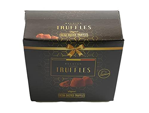 Belgian Truffels Cacao 12 x 150 gram