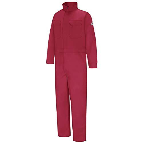 Bulwark FR Mens Midweight Excel FR Premium Coverall