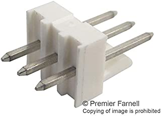 22-23-2031 - Wire-To-Board Connector, 2.54 mm, 3 Contacts, Header, KK 254 6373 Series, Through Hole, 1 Rows (Pack of 250) (22-23-2031)