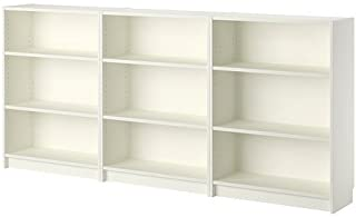 Ikea Billy–Estantería, Blanco–240x 106x 28cm