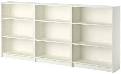 Ikea BILLY - Librería, blanco - 240x106x28 cm: Amazon.es: Hogar