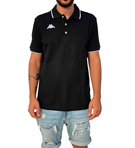 Kappa, Polo T-Shirt Uomo Manica Corta Collezione 2021 Modello Woffen Regular