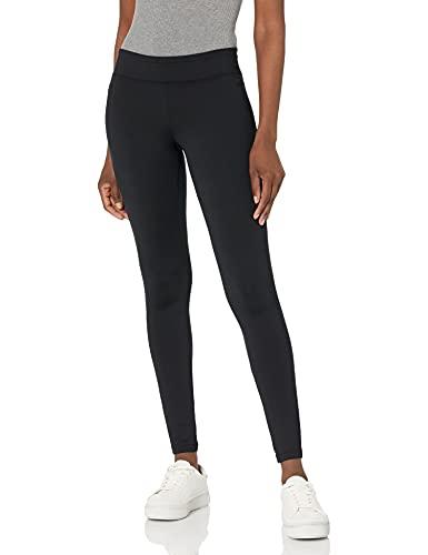 Hanes Women's Constant Comfort Leggings Q71127 1 Pair, Black, X-Large