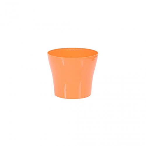 Plastkon Déco Pot Tulipan Ø 13 cm Orange