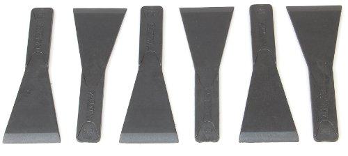 Nouvel Ag - Lot de 6 spatules raclette nylon