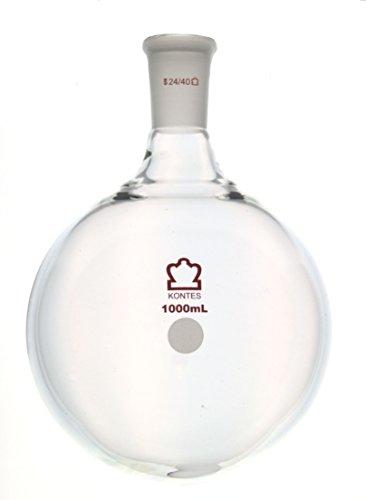90 ml Capacity 9621600001 Kimble Chase KIMAX 621600-0010 Borosilicate Glass Volumetric Flask