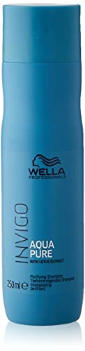 Wella Professionals Invigo Balance Aqua Pure Purifying Shampoo, 250 ml