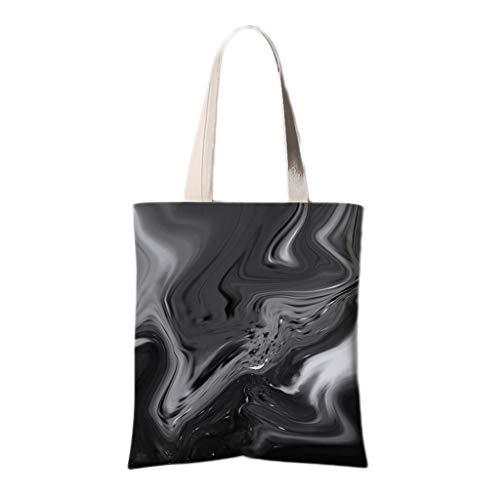 WDX Umweltschutztasche, Retro, niedlich, eine Schulter Leinen, Stoff, Umweltschutz, baumwolle, e, 35*40cm