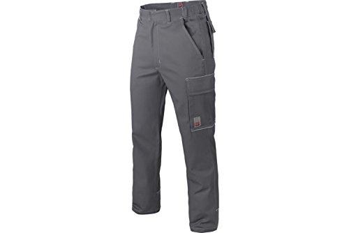 WÜRTH MODYF Bundhose Basic grau: Die leichte Hose ist in der Größe 48 erhältlich. Die Funktionelle und Bequeme Werkstatthose ist atmungsaktiv und widerstandsfähig.