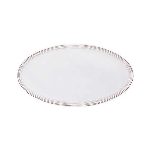 Seltmann Weiden 001.738558 Fashion Ammonit Plat ovale Marron