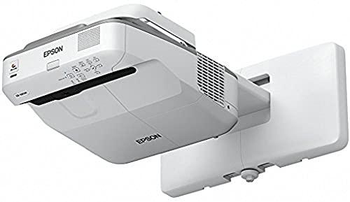 Epson EB-685W Video - Proyector (3500 lúmenes ANSI, 3LCD, WXGA (1280x800), 300:1, 16:10, 1524 - 2540 mm (60 - 100