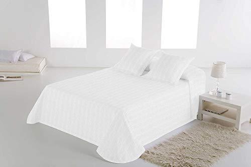 TOLRA BOUTI Reversible Blanco Cama 105 cm DF001-CORONA