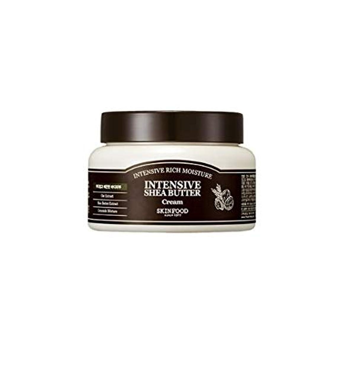 Skinfood 集中シアバタークリーム/Intensive Shea Butter Cream 225ml [並行輸入品]