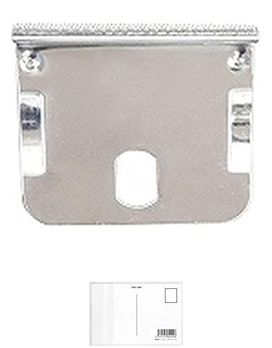 オープン工業 テープカッター用替え刃 TDB-1 5個セット + 画材屋ドットコム ポストカードA