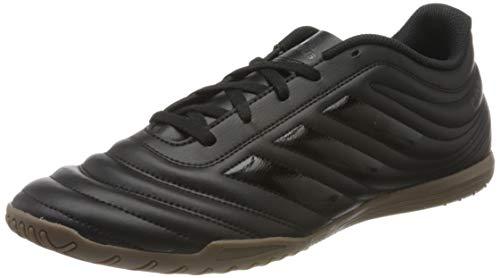 Adidas Herren Copa 20.4 In Fußballschuh, schwarz, 45 1/3 EU