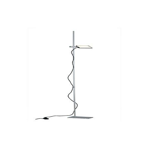 Fan Europe lamp met vloerlamp 15 W, grijs, 182x25