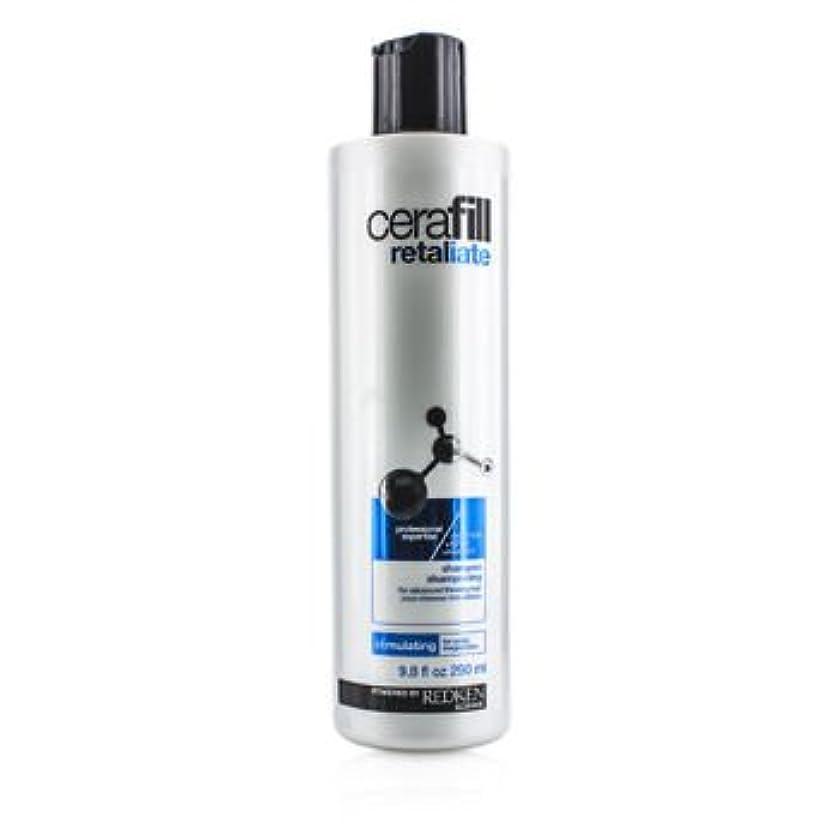 本質的ではない大人メアリアンジョーンズ[Redken] Cerafill Retaliate Stimulating Shampoo (For Advanced Thinning Hair) 290ml/9.8oz