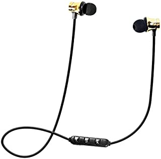 Headphone XT11 Sports Wireless Earphones Magnetic Smart Stereo Headphones Waterproof Earphone for All Smart Phone