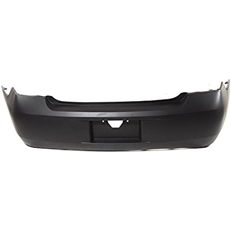 DAT AUTO PARTS Bumper Insert Replacement for 2006-2011 Chevrolet HHR TUBROCHARGED Black Front Right Passenger Side GM1039111