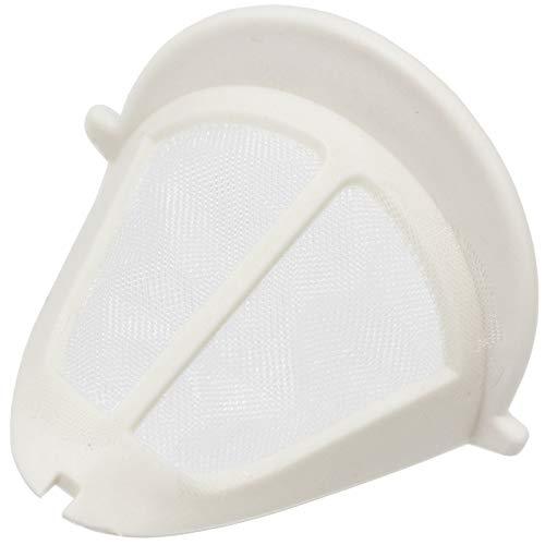 SPARES2GO Filtro hervidor compatible con Bosch inalámbrico TWK7607GB/01 TWK76075GB/01 (crema)
