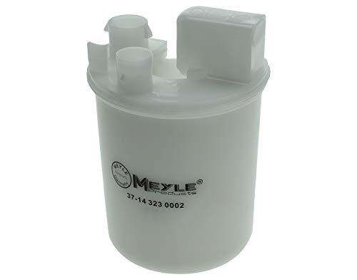 Meyle Filtre à carburant de qualité authentique Référence 37-14 323 0002