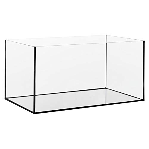 Wirbellosenzucht-Foltis Aquarium Glasbecken Glasaquarium Aqaurien für Süß- und Salzwasser (30x20x20) 12Liter