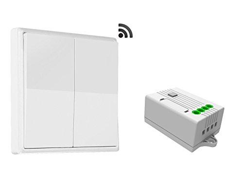 433 mhz unterputz schalter