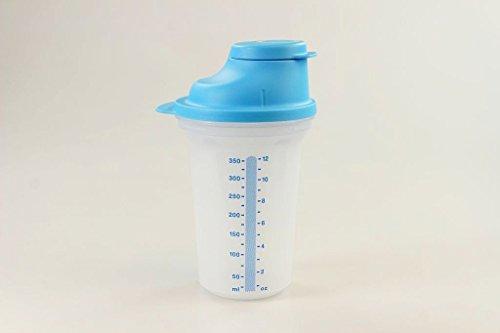 Tupperware Forno Mix di Fix Piccolo 350ML colore: azzurro Shaky utensili da cucina Shake It