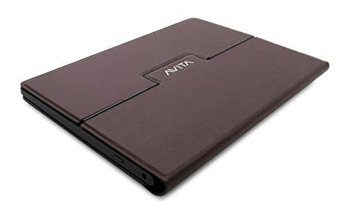 Avita Magus II [WT9M10C44] 10 Inches Intel Celeron 4GB RAM 64GB Storage Touch 2-in-1 Windows 10 Tablet PC (Burgundy)