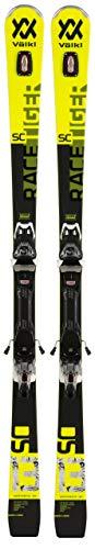 Völkl RACETIGER SC Yellow mit VMOTION 10 GW Slalomcarver Ski Alpinski Collection 2020 (160)