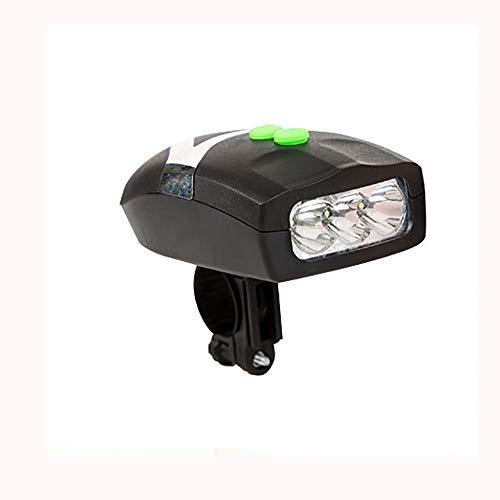 BFVSNGT Mit LED-Fahrradklingel ist der Klingelton Very Large, Geeignet for Mountainbikes und Falträder (Color : A)